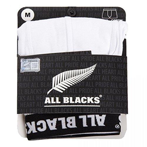Blanc En Homme Uni Coton Boxer Blacks All Xxl Cqwx1Oa10