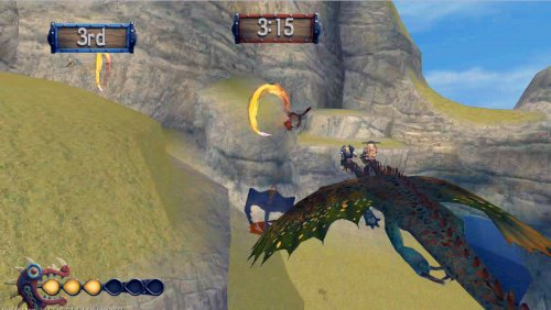 How to Train Your Dragon 2: The Video Game - Wii U by Little Orbit (Image #2)