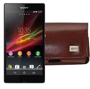 M.T.T. 42398374 mobile phone case - Fundas para teléfonos móviles Marrón