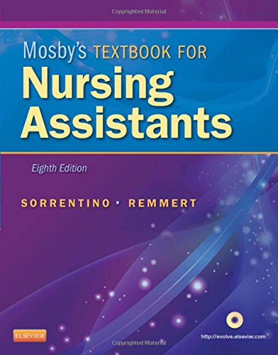 Mosby's Textbook for Nursing Assistants, 8th Edition by Brand: Mosby