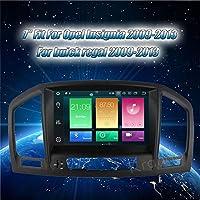 Autoradio Krando Android 8.0 8'' octacore per Opel Insignia/buick regal 2009-2013 gps stereo system