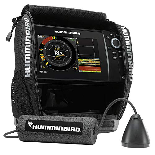 Humminbird ICE Helix 7 Chirp/GPS G3 [411200-1] from Humminbird