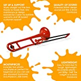 pInstruments Trombone, Red
