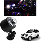 Vheelocityin USB Disco Ball Ambient Light Car Interior Light Starry Effect For Mahindra Scorpio New
