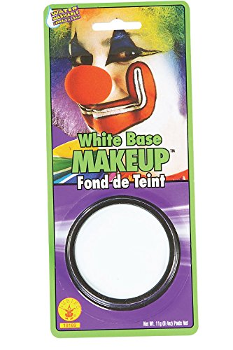 Rubie's Costume Co Grease Paint Makeup-White (Grease Costumes Online)