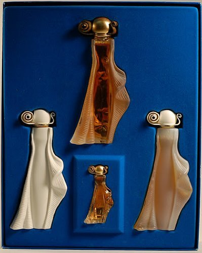 Organza Indecence By Givenchy Perfume Gift Set 4 Pc (1 ED...
