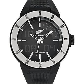 All Herren Analog Watch Quarz Blacks Mit Plastik Smart Armbanduhr KFc3Tl1J