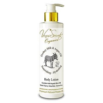 Body Loción con burro Leche - Body Moist uriser para piel seca - 250 ml de: Amazon.es: Belleza
