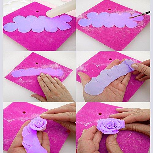 gum paste flowers instructions