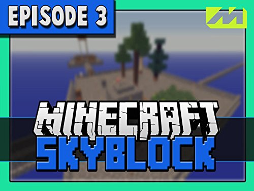 Clip: Infinite Water Sources Skyblock