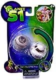 Planet 51 Movie Toy Mini Vehicle Figure 2-Pack Glars Van & Milk Truck