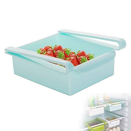 J-Toy - Organizador para refrigerador y hogar con rieles ...