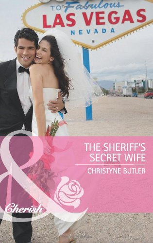 book cover of The Sheriff\'s Secret Wife