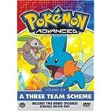 Pokemon Advanced, Vol. 6 - A Three Team Scheme