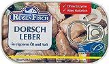 RügenFisch Cod Liver Bits, 3.9-Ounce