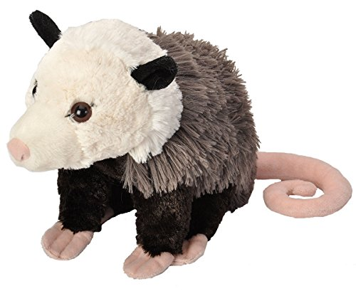 (Wild Republic Opossum Plush, Stuffed Animal, Plush Toy, Gifts for Kids, Cuddlekins 12 Inches)