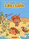 Léo & Lola. Tome 5 : Vive les vacances (Avec un cahier de vacances) par Nouveau