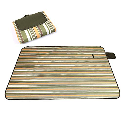 - ZDTXKJ Outdoor Picnic Blanket Water-Resistant Beach Blanket Tent mat Widened Picnic Cloth,Color 22,15080cm
