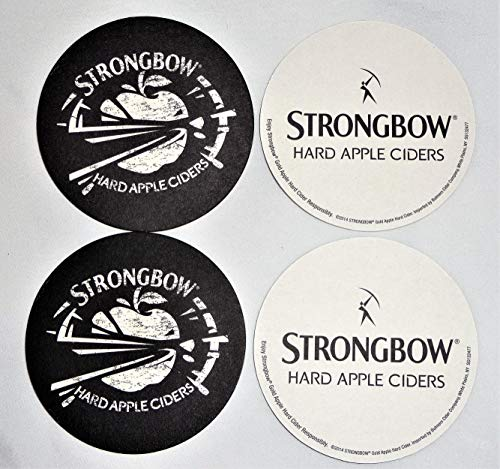 Strongbow Cider - Strongbow Hard Apple Ciders Coasters / 4 Pack