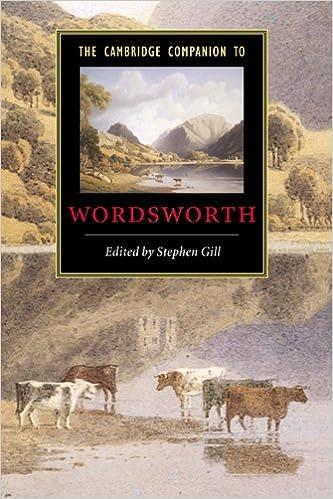 Paras äänikirja ilmainen lataus The Cambridge Companion to Wordsworth (Cambridge Companions to Literature) iBook B00A4A67UI