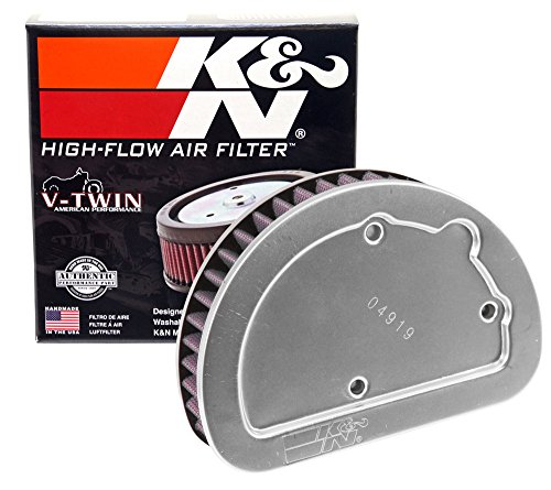 2015 Harley Davidson Flhx - K&N HD 1614 Air Filter