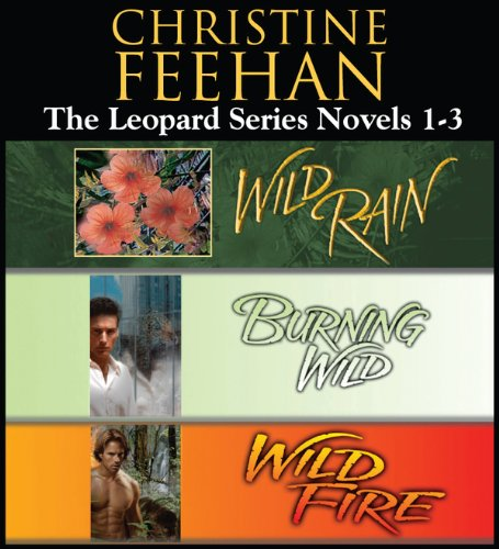 Christine Feehan The Leopard Series Novels 1-3 (A Leopard Novel)