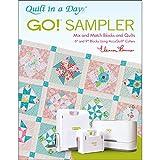 Quilt In A Day Go Sampler