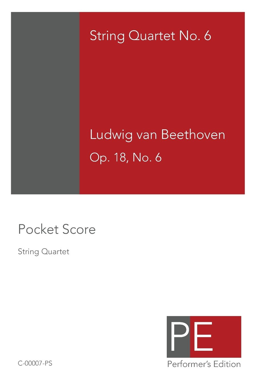 Download String Quartet No. 6: Pocket Score pdf epub