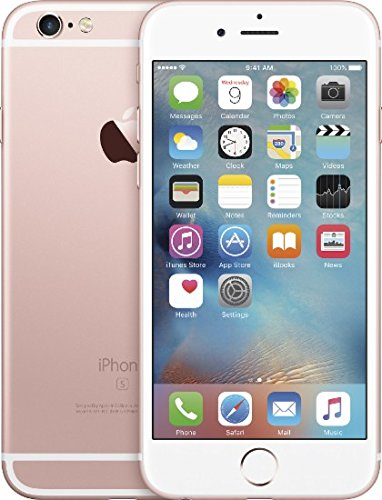 Apple iPhone 6S, GSM Unlocked, 64GB - Rose Gold (Refurbished)