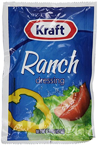 Kraft Ranch Dressing 1 5 Ounce Packages product image