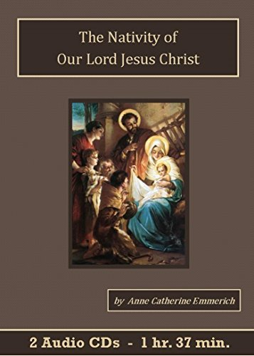 Nativity of our Lord Jesus Christ Catholic Audiobook CD Set, The