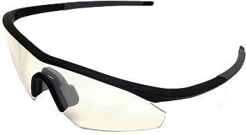 eefaeec9e2 Madison Shields Clear Glasses -  Amazon.co.uk  Sports   Outdoors