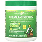 Amazing Grass Green Superfood Energy Lemon Lime, 30 Servings, 7.4 Ounce