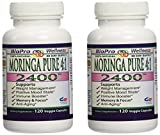 2x-Pure-Moringa-Oleifera-2400mg-Daily-1-Focus-Brain-Mood-Memory-SuperFood-Plus-Immune-Defense-Booster-Healthy-Brain-Anti-Aging-Whole-Super-Foods-Diet-Supplements-for-Seniors-Adults-Teens-Children-Orga