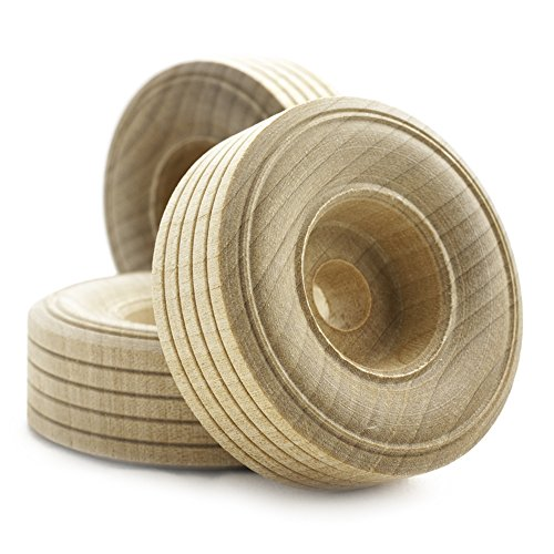 Wood Toy Parts - 2