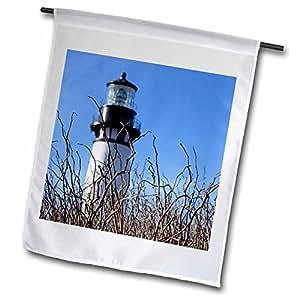 Paul Honatke Photography - Yaquina Lighthouse - 18 x 27 inch Garden Flag (fl_21907_2)