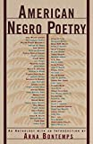 With 200,000 copies in print, this anthology has for decades been seen as a fundamental collection of African-American verse. Bontemps (1902-73), an important figure during and after the Harlem Renaissance, author of more than 25 novels, and longt...