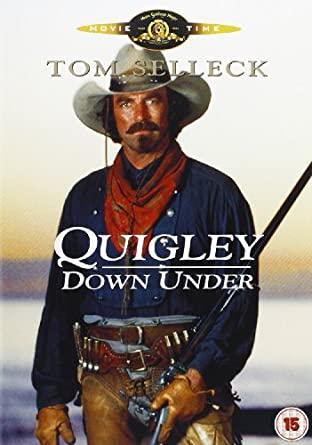 f0c79e9410870 Amazon.com  Quigley Down Under  Region 2  by Tom Selleck  Tom ...