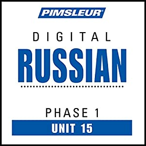 Russian Phase 1, Unit 15 Audiobook