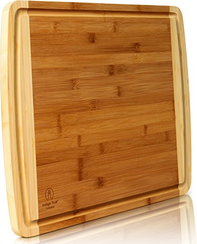 Bamboo Cutting Board Extra Large product image
