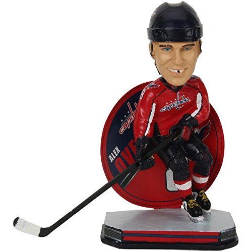 Washington Capitals Ovechkin A. #8 Name And Number Bobble