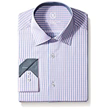 BUGATCHI Men's Nino Dress Shirt