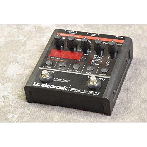 TC ELECTRONIC ティーシーエレクトロニック/ND-1 NOVA DELAY B07CYK6L4Y