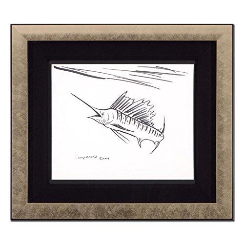 Swordfish Wyland Original Art by
