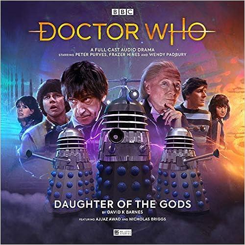 Daughter of the Gods - David K Barnes