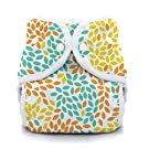 Thirsties Snap Duo Wrap, Fallen Leaves, Size One (6-18 lbs)