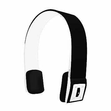 infinity auriculares inalámbricos Bluetooth con controles de música y llamada Mic negro: Amazon.es: Informática