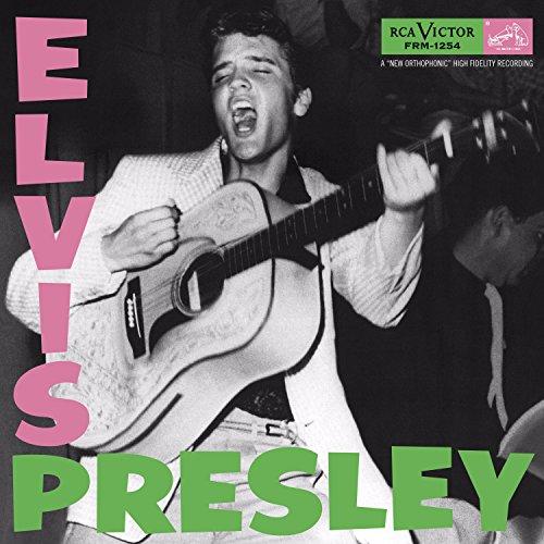 Elvis Presley - Elvis Presley (180 Gram Audiophile Translucent Blue Vinyl/Limited Anniversary Edition/Gatefold Cover)
