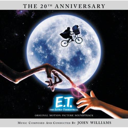 E.T.'s Powers (Soundtrack Reissue (2002))