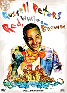 Red, White and Brown (Two-Disc DVD/CD Combo) [Import]